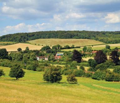Chiltern Hills England