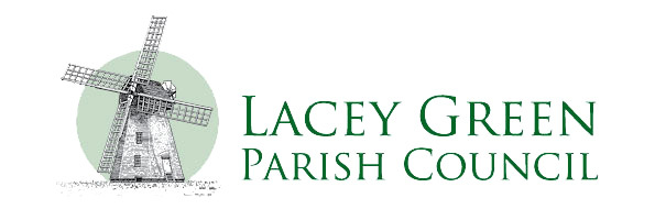 Lacey Green Parish Council logo